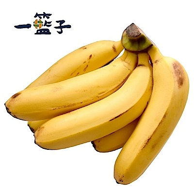 一籃子 旗山特級安全香蕉,共6把
