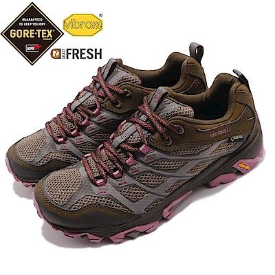 Merrell 戶外鞋 Moab FST GTX 防水 女鞋