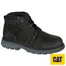 【CAT】PARKER ESD ST 潮流鋼頭鞋-黑(90714)