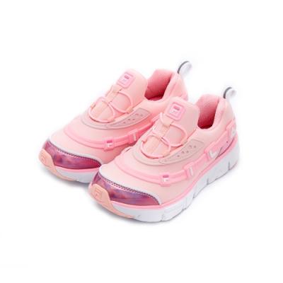 FILA KIDS 大童運動鞋-粉 3-C141U-551