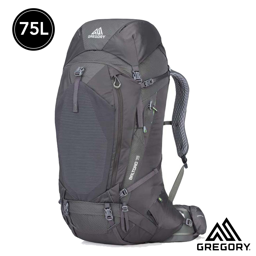 Gregory 75L BALTORO登山背包 瑪瑙黑
