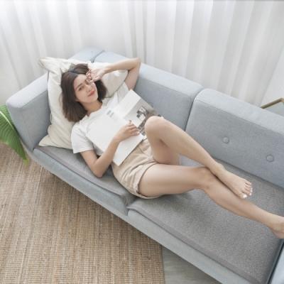 BUHO 3D立體日式止滑藤蓆(灰)-一人+二人+三人坐墊