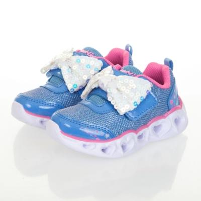 SKECHERS 女嬰童系列 HEART LIGHTS-302091NPWPK