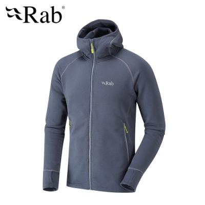 【RAB】Power Stretch Pro 保暖刷毛外套 男款 鯨魚灰#QFA93