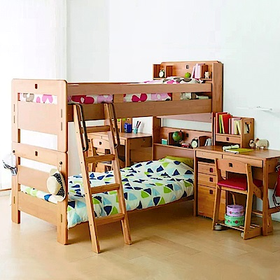 KOIZUMI-LakeWood兒童雙層床組SDM-775