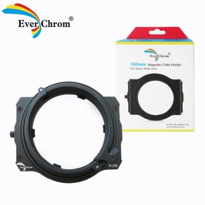 EverChrom 彩宣 F-100方形濾鏡磁吸支架適用富士廣角鏡頭─內附磁鐵框