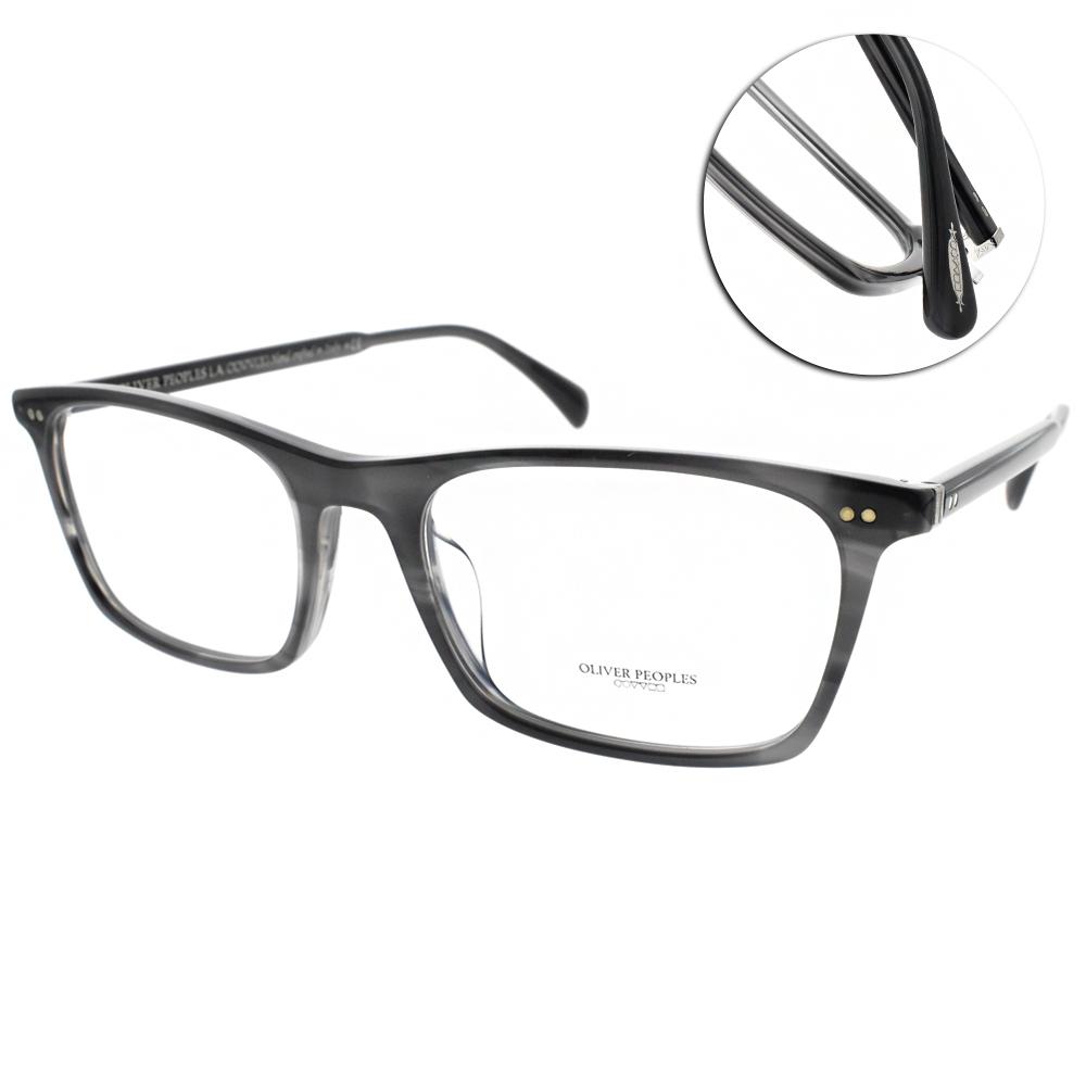 OLIVER PEOPLES眼鏡 復古經典/深灰 #TERIL 1661