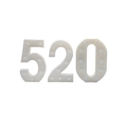 驛森町 文創LED霓虹燈-520