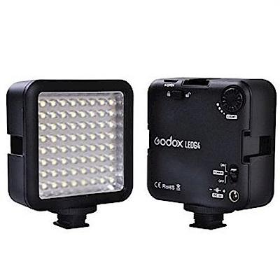 Godox LED64 攝影燈 補光燈