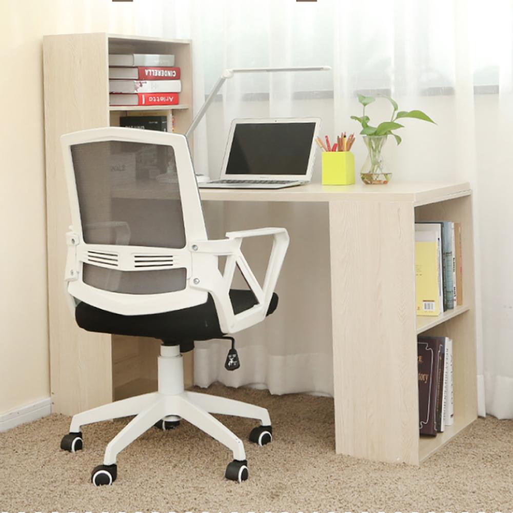 【STYLE 格調】高密集網底菱形護脊結構人體工學電腦椅/會議椅(升級PU靜音滑輪)