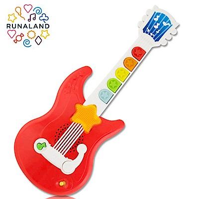 RUNALAND 炫光和弦吉他 (附2首簡譜)