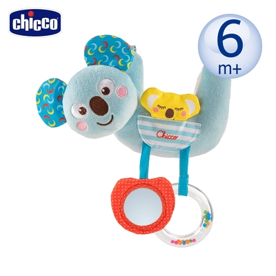chicco-多功能無尾熊吊掛玩具