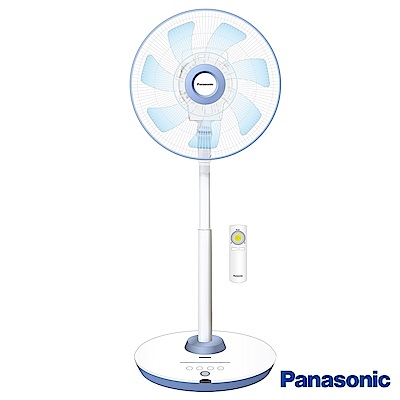Panasonic國際牌 16吋 7段速微電腦遙控ECO溫控DC直流電風扇 F-L16GMD