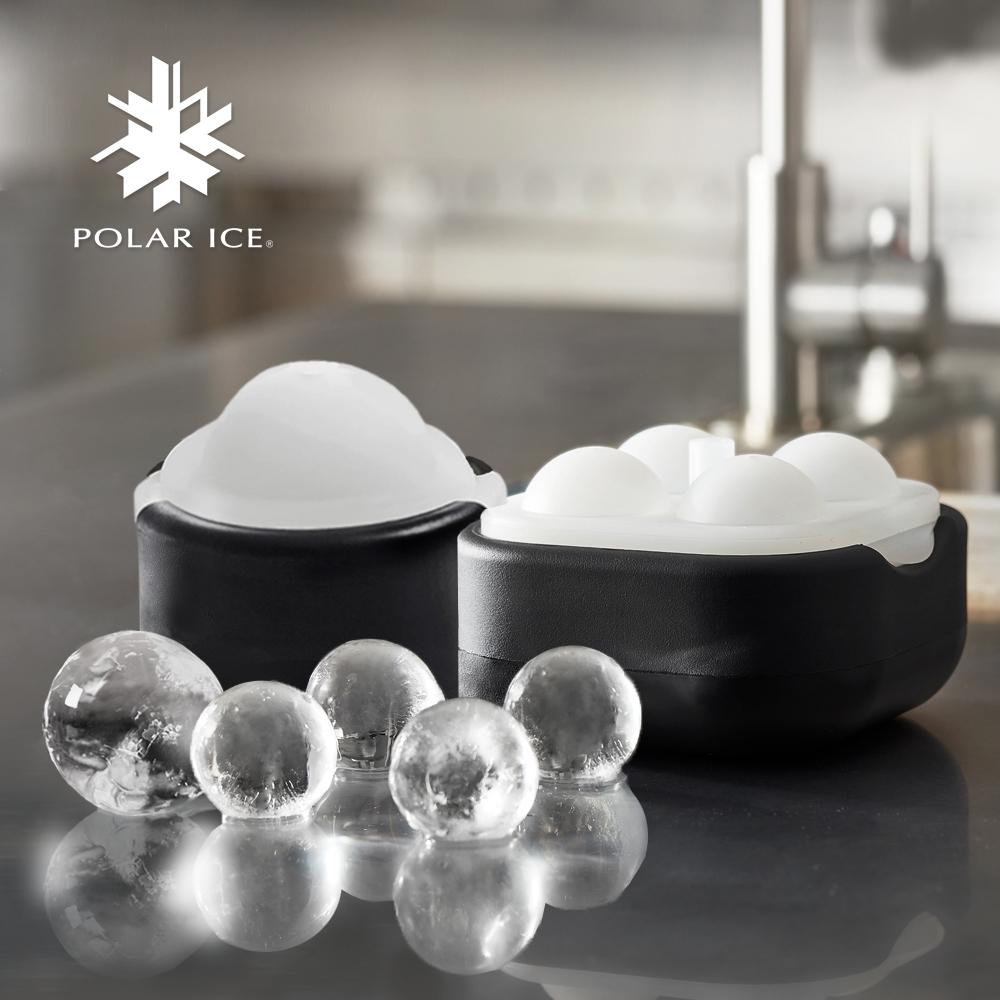 POLAR ICE 極地冰球 2.0專業組(單冰球+4冰球製冰盒)