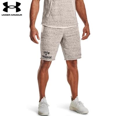 【UNDER ARMOUR】UA 巨石強森系列 男 Project Rock短褲