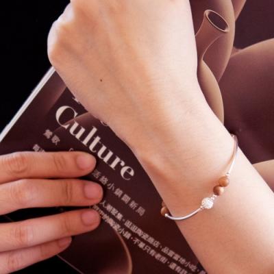富山香堂 【限量限定】LOVE 檀愛之戀- 心の靈犀檀木珠手鍊