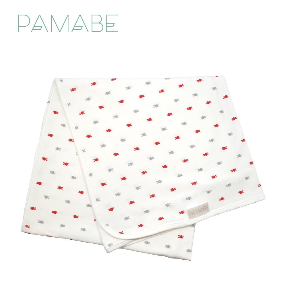Pamabe純棉寶寶涼被(五色可選)