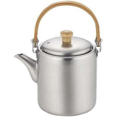 日本製 AIZAWA/相澤工房 竹提把小茶壺 400ml