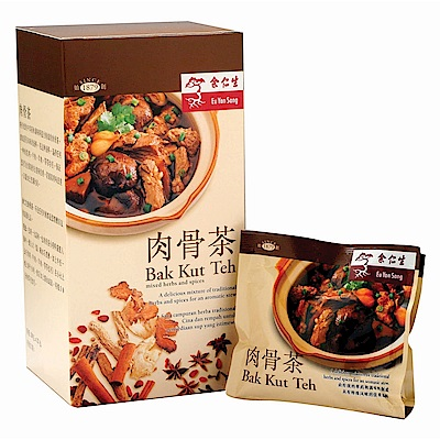 余仁生 肉骨茶12g(盒裝12包)