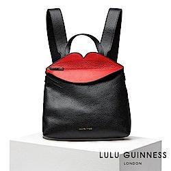 LULU GUINNESS VAL 後背包 (黑)
