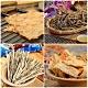 東港華得‧禮盒B(碳烤魷魚片+黑胡椒魚板+黑芝麻鱈魚絲+墨魚香絲) product thumbnail 1