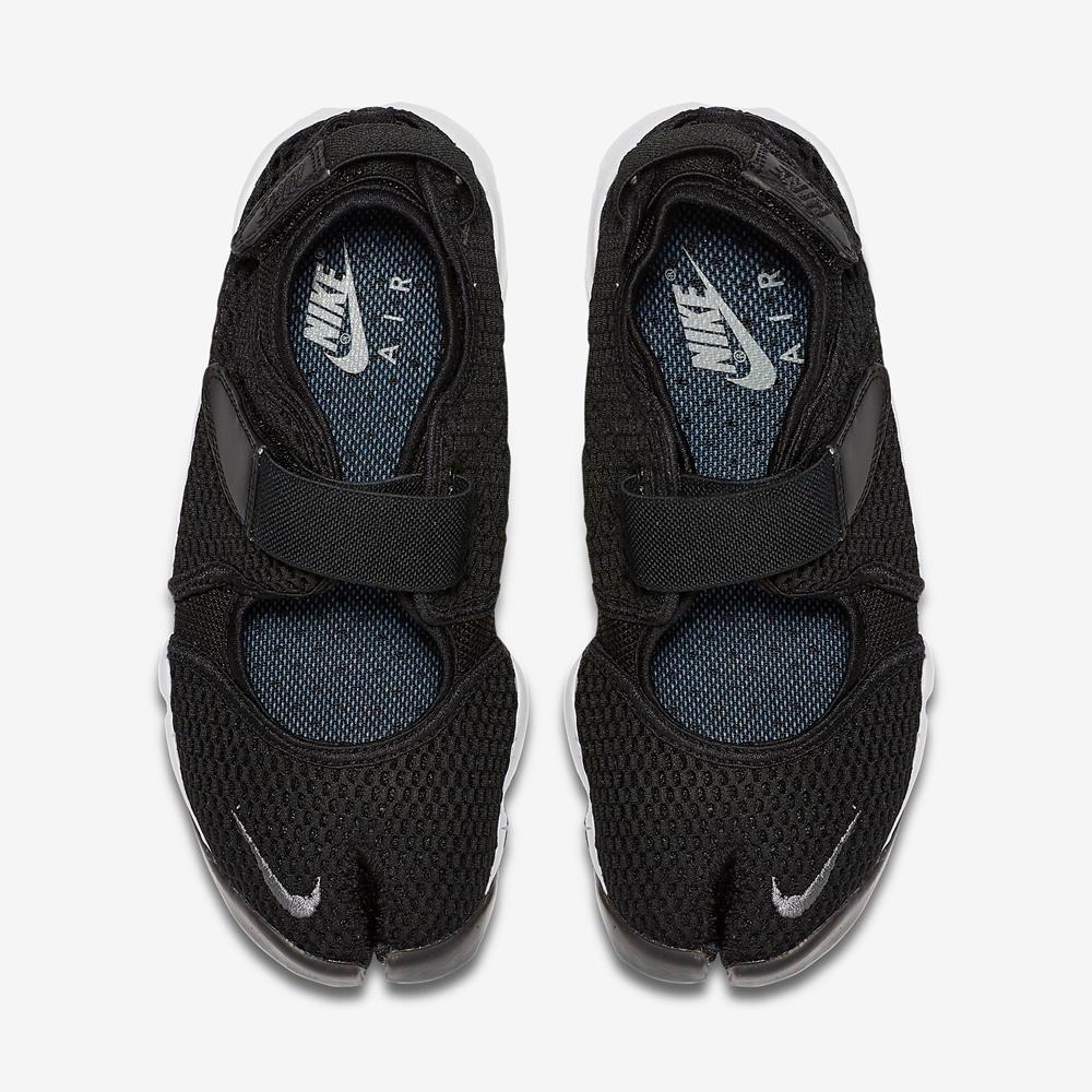Nike Air Rift BR 女 休閒鞋 黑-848386001