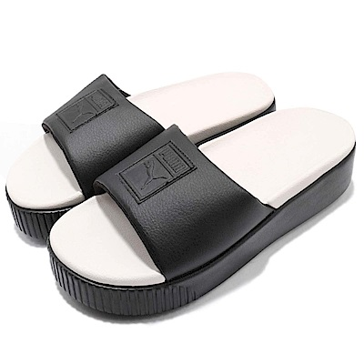 Puma 涼拖鞋 Platform Slide 女鞋
