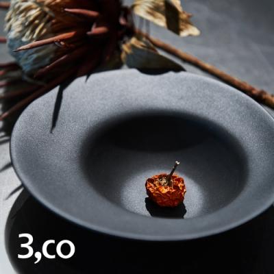 3,co 海洋湯碗(小) - 黑