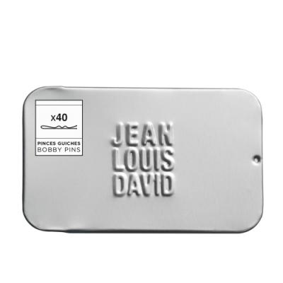 Jean Louis David 金屬髮夾