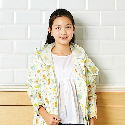 RAINSTORY 童話小木屋連身雨衣(M號)