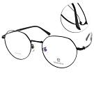SEROVA眼鏡 低調流行韓風款/霧黑-黑 #SE SL543 C16