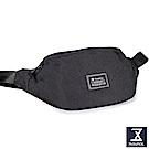 74盎司 Life 簡約設計尼龍胸包[G-1003]黑