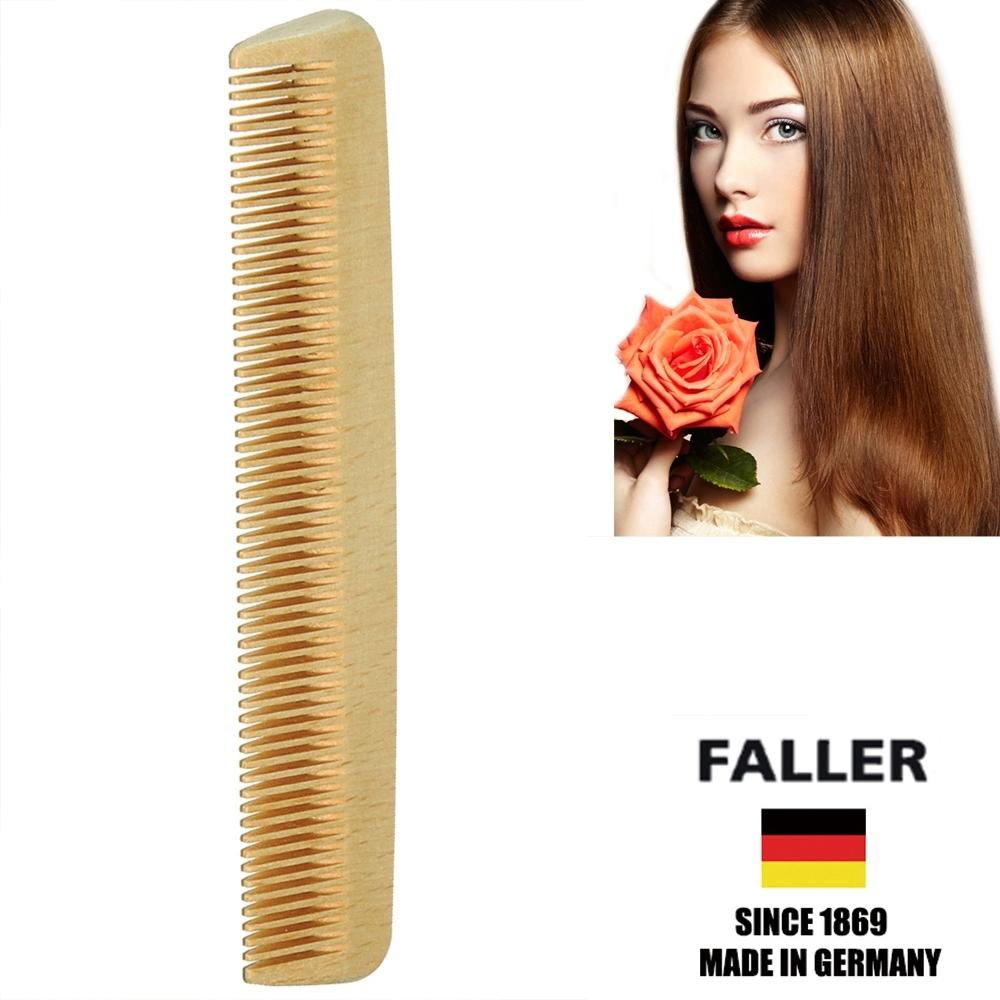 德國FALLER芙樂德國製FSC木齒梳(一入)