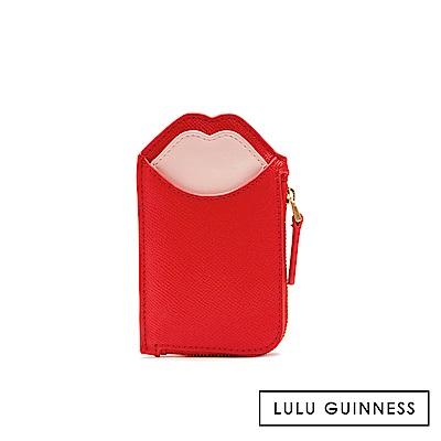 LULU GUINNESS LILIANA 零錢包 (紅)