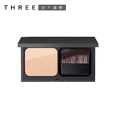 THREE 霧光立體粉餅12g(蕊) (8色任選)
