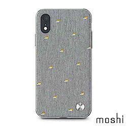 Moshi Vesta for iPhone XR 風尚布質感保護背殼