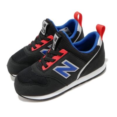 New Balance 休閒鞋 996 Wide 寬楦 運動 童鞋 紐巴倫 基本款 舒適 簡約 襪套 小童 黑 藍 IT996SBKW