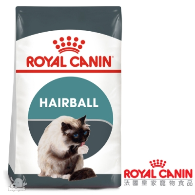 Royal Canin法國皇家 IH34加強化毛成貓飼料 2kg