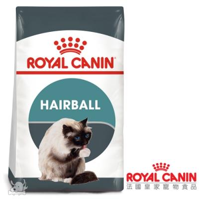 Royal Canin法國皇家 IH34加強化毛成貓飼料 4kg 2包組