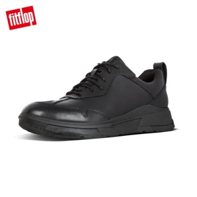 FitFlop ARKEN SNEAKERS 運動風繫帶休閒鞋 靚黑色