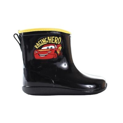 魔法Baby 兒童雨鞋 台灣製迪士尼閃電麥坤正版短筒雨鞋 sd3260