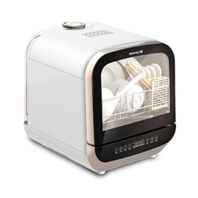 【生活工場】九陽Joyoung 免安裝全自動洗碗機-白色