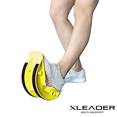Leader X 腿部拉筋輔助器 拉筋板 黃色 - 急