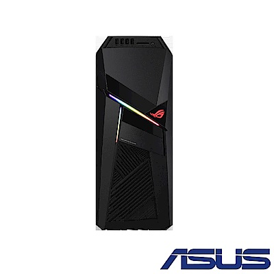 ASUS GL12CM i7-8700K 16G 2TB 512G GTX 1080
