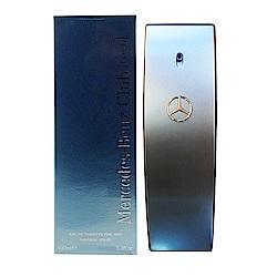 【Mercedes Benz 賓士】自由藍調男性淡香水(100ml)