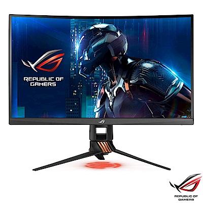 ASUS ROG PG27VQ 27型 2K 曲面電競電腦螢幕