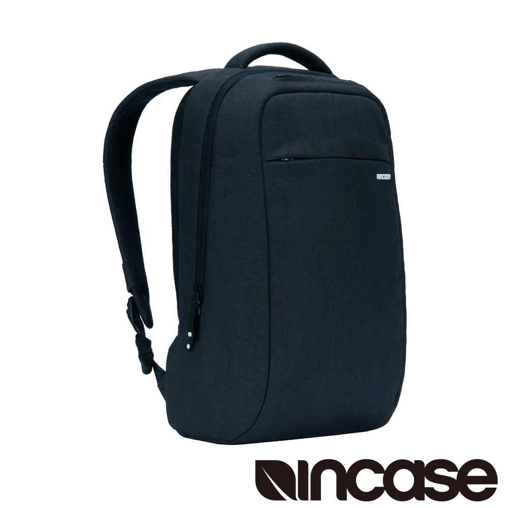 INCASE ICON Lite Backpack 15吋 超輕量筆電後背包 (亞麻深藍)