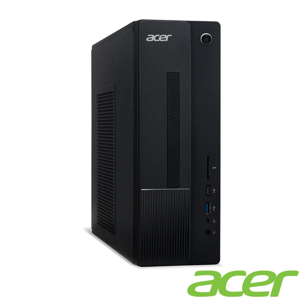 Acer XC-875 雙核桌上型電腦(G5900/8G/256G/Win10h)