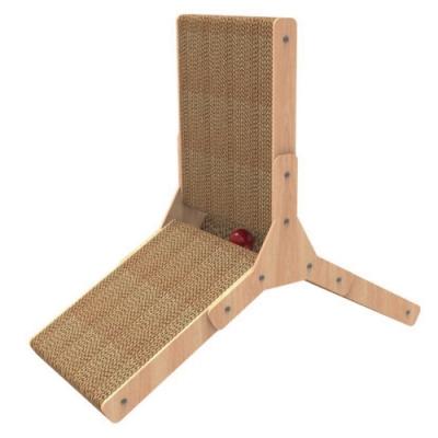 MDOBI摩多比-貓丸家 瓦楞紙 貓抓板(組合式Y型)