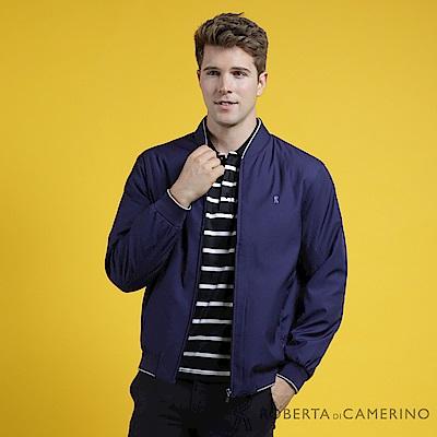 ROBERTA諾貝達 復古經典 內裡舖棉夾克外套 深紫
